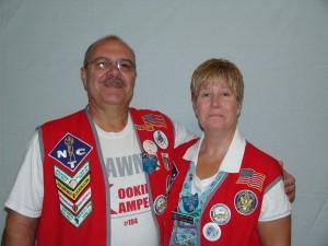 6-Doug(2nd VP) & Lisa Buckle